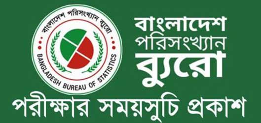 Bangladesh Bureau of Statistics Job Exam Date Published