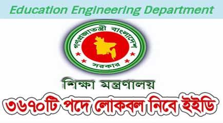 www.moedu.gov.bd job circular 2017